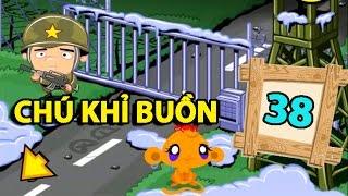 Game chú khỉ buồn 38 - Video hướng dẫn chơi game 24h