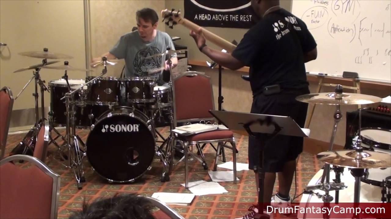 Chicago Drum Show 2020.Drum Fantasy Camp Home