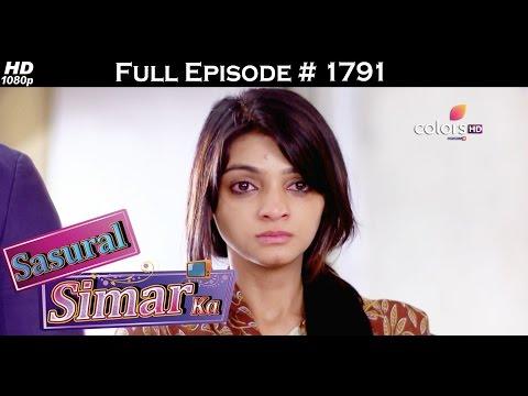 Sasural Simar Ka - 6th April 2017 - ससुराल सिमर का - Full Episode (HD)
