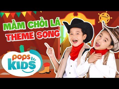 Mầm Chồi Lá Tập 162 - Mầm Chồi Lá Theme Song - Nhạc Thiếu Nhi Sôi Động   Vietnamese Kids Song