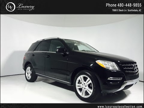 1781 | 2014 Mercedes-Benz M-Class ML 350 | Scottsdale, AZ