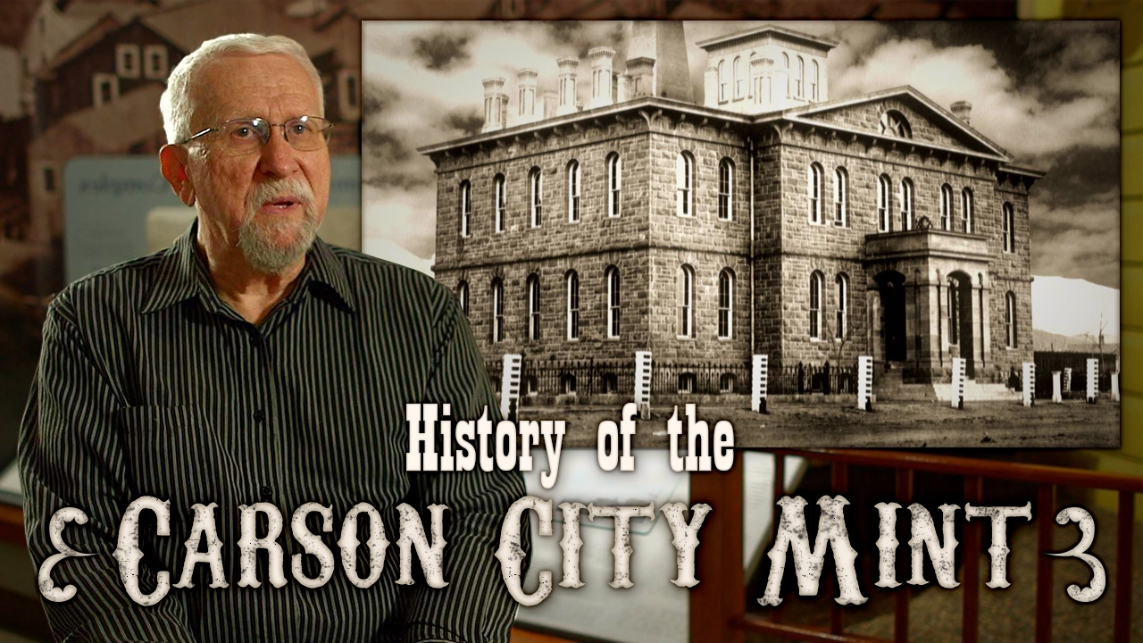 History Of The Carson City Mint With Robert Nylen Youtube