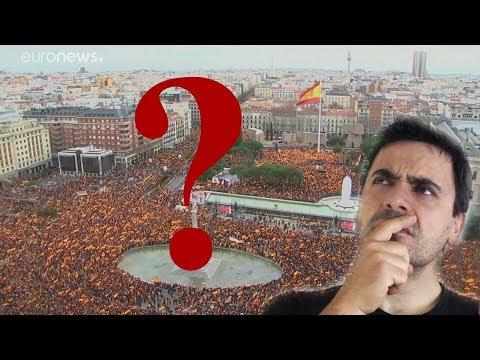Выборы в Испании.