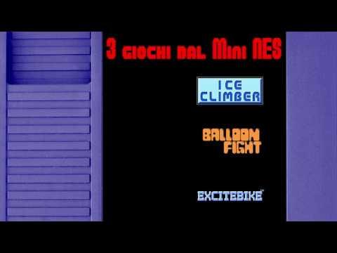 Pre-NES Hub Mobile (LINK ATTIVI DOPO LA MUSICA) - 3 Giochi dal Mini NES