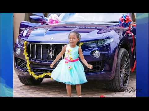 Prophet Bushiri Buys His 4-Year-Old Daughter An $80,000 Car As Birthday Present