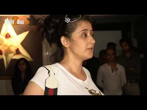 Manisha Koirala has naturally huge ets