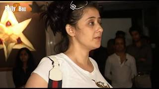 Repeat youtube video Manisha Koirala looks hot in white transparent top