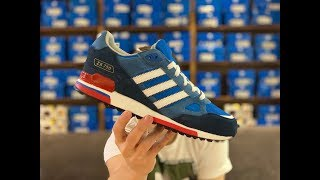 adidas ZX 750 Bluebird rebound | Very SPEZIAL delivery from Oltby_Ull_ | Shout out to SEREN