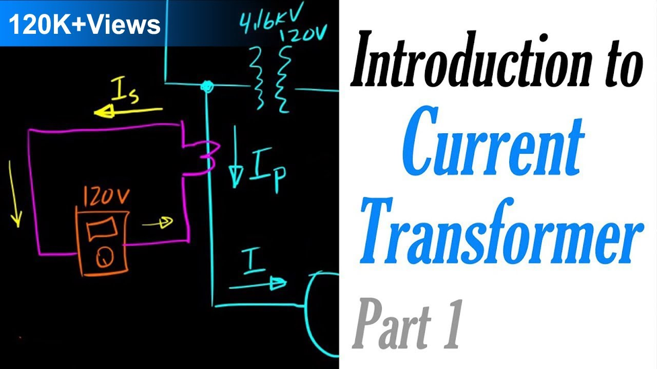 introduction to current transformers part 1 what are cts and why use them introduction to ct [ 1280 x 720 Pixel ]