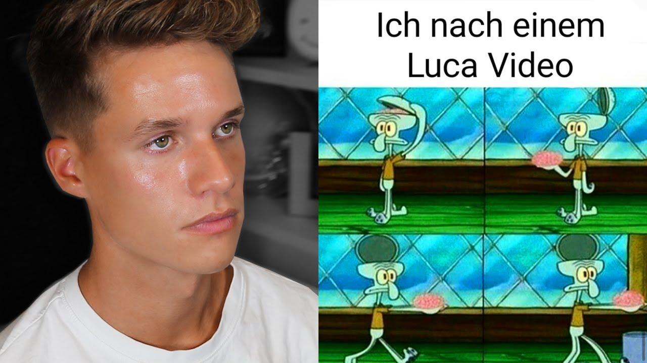 LUCA reagiert auf LUCA MEMES