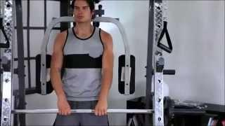 The Best Smith Machine Home Gym