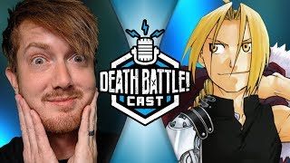 Aang Vs Elric Q&A! | DEATH BATTLE Cast #138