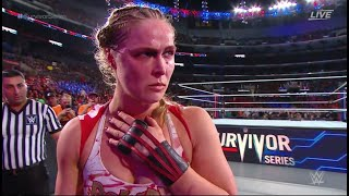 Ronda Rousey To LEAVE WWE After WrestleMania 35?