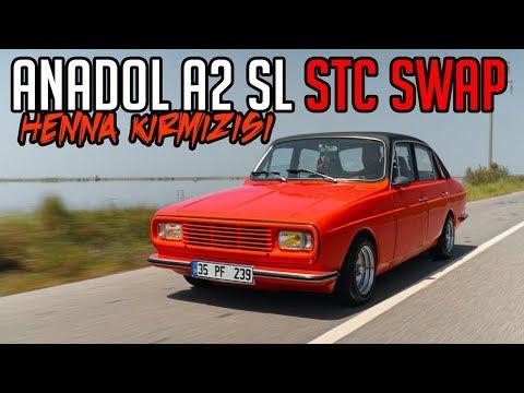 Anadol A2 SL STC-16 Motor SWAP / Ellenmemiş Noktası Olmayan Proje
