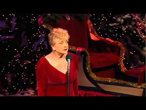 Need A Little Christmas.Angela Lansbury Live We Need A Little Christmas