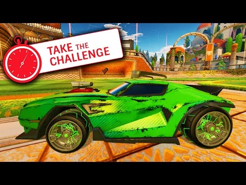 THIS CHALLENGE WILL MAKE YOU BETTER | ROCKET LEAGUE