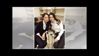 矢田亜希子、沢尻エリカと笑顔の2ショット公開「可愛くていつも会うとハ...