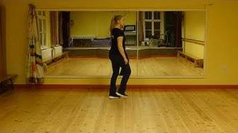 Cash Back - Line Dance (Lernen + Tanzen)
