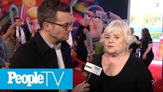 June Squibb Dishes On Joining The 'Toy Story' Family   PeopleTV