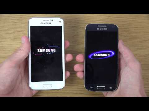 Samsung Galaxy S5 Mini vs. Samsung Galaxy S4 Mini - Which Is Faster?