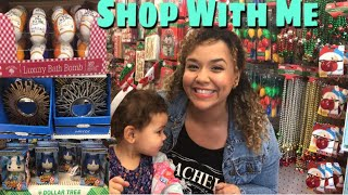 DOLLAR TREE COME SHOP WITH Me |Christmas items, Bolero and NEW MIRRORS
