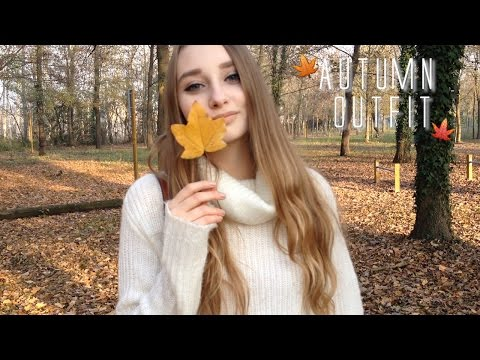 Fall Outfit // Autumn Lookbook