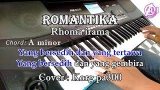 Download Lagu ROMANTIKA - Rhoma Irama -Karaoke Dangdut Korg Pa300 mp3