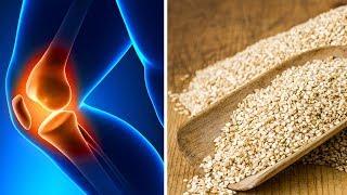 Dieser Samen regeneriert Sehnen und beseitigt Knieschmerzen - So bereitest du es zu!