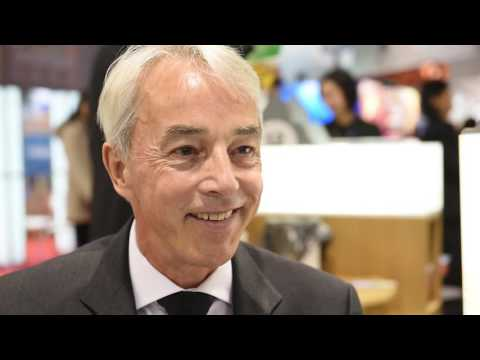 WTM 2016: Michael Marshall, chief commercial officer, Minor Hotels