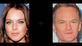 Оптическая Иллюзия уродливые лица