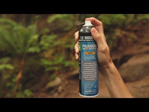 Sawyer Picaridin BOV Continuous Spray