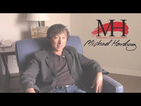 Quang Ho Discusses Michael Harding Oil Paints