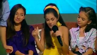 Stefani Simeonidi - pame gia treles stis seiheles - The Musical Kids  sigma tv