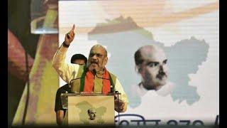 'Rahul Gandhi sees politics in Kashmir move, BJP saw patriotism': Amit Shah