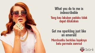 Gambar cover Queen Of Disaster - Lana Del Rey (Lyrics video dan terjemahan) - [LO LA Cover]