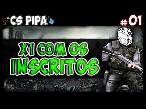 X1 com os Inscritos #01 - Felippe Viera PRO
