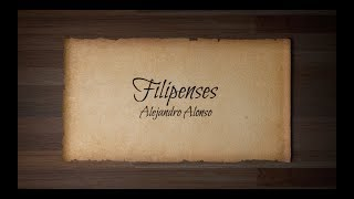 "Filipenses 1:1-2 ""Salutación"" - Alejandro Alonso"