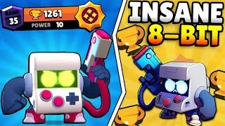 RANK 35 8-BIT GAMEPLAY! 1260+ TROPHIES!! PRO SHARES BEST 8-BIT TIPS TO DOMINATE!