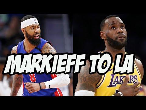 Lakers Sign Markieff Morris | NBA News