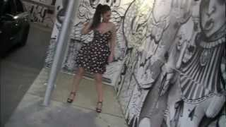6969anabella tessuti contest dress #2 2012 Cheryl Cole Call my name cover missfrenchy88