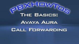 Call Forwarding | Avaya Aura 5.2 | THE BASICS