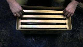 Проверка пчелопакета Тараканчика часть 1