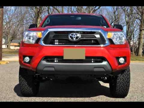 Toyota Tacoma 4x4 V6 Fuel Economy YOUTUBE
