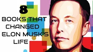 THESE BOOKS INSPIRED ELON MUSK TO BE A BILLIONAIRE    THE GEMS OF SUCCESSFUL LIFE