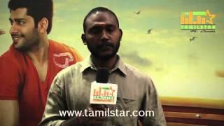 Sathish Kumar At Rajavin Parvai Raniyin Pakkam Movie Press Meet