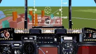 A-10 Tank Killer version 1.0 - PC Game 1989