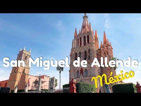QUÉ HACER Y VER EN SAN MIGUEL DE ALLENDE ︱ México 🇲🇽 ︱ De Viaje con Armando