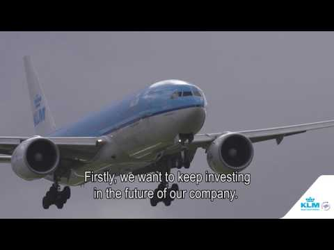 Air France-KLM half year results 2017 - behind the scenes