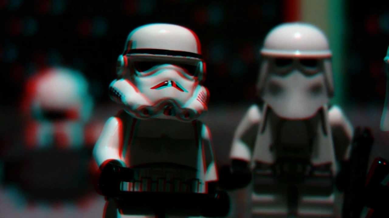 STAR WARS 3D: Silvester im Imperium 3-D