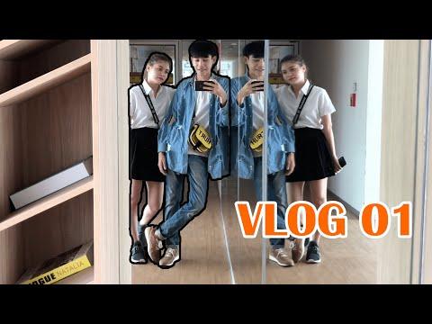 ลองทำ vlog ครั้งแรกเป็นยังไงมาดูกัน !! (TEENAGER) thumbnail